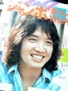 若い頃の拓郎さん^^